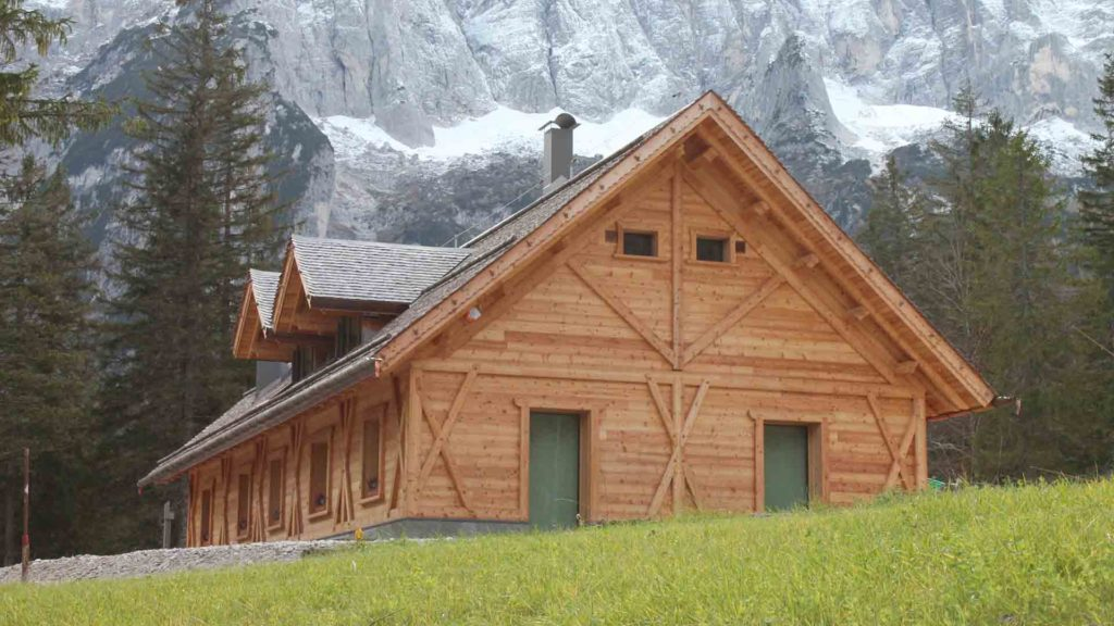 baita alpina