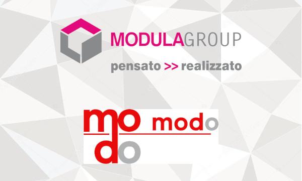 loghi modula group e modo srl